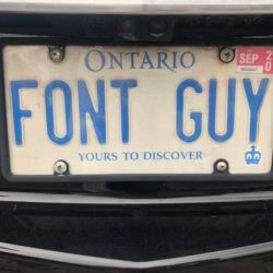 Talk About… FONTS