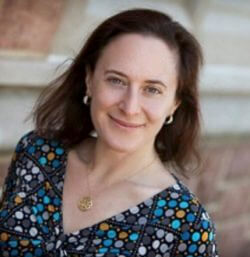 #22(S2) FUNNY TALK with stand-up comedian & business school professor Hillary Anger Elfenbein